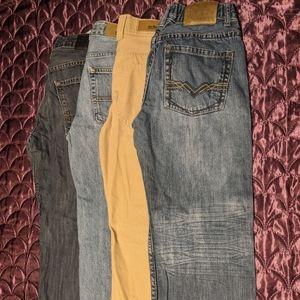 Lot of pants-4 pair